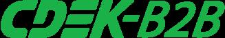 Cdek-b2b Logo